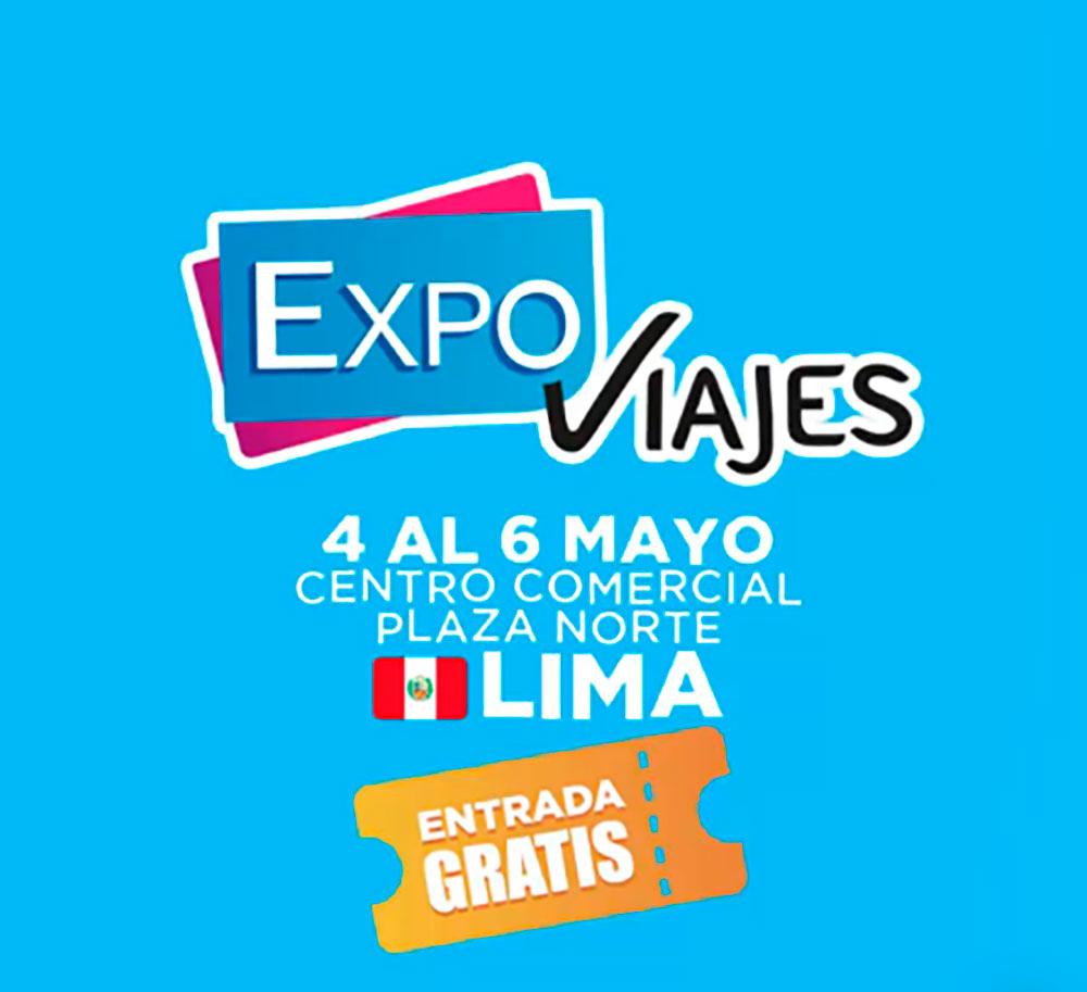 II EDICIÓN DE EXPO VIAJES 2018 SE REALIZARÁ DEL 4 AL 6 DE MAYO Y ...