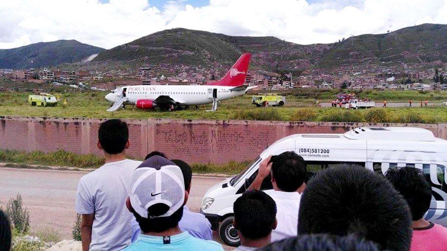 Cusco Se Restablece Lentamente Situacion En Aeropuerto Velasco Astete T News