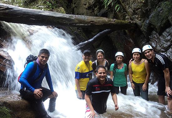 Chanchamayo cuenta con varias cataratas y caidas de agua que atraen a muchos visitantes.
