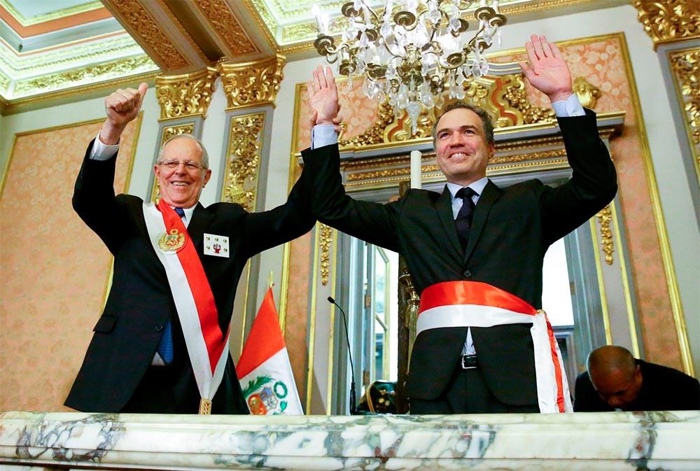 Salvador Del Solar Renuncia Al Cargo De Ministro De Cultura T News